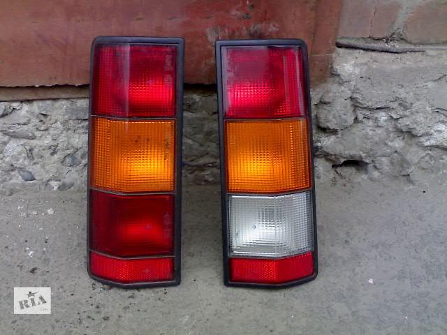 Б/у фонарь задний для легкового авто Renault Rapid- объявление о продаже  в Сумах