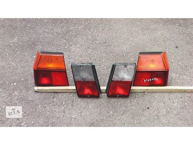 продам Б/у фонарь задний для легкового авто Skoda Favorit бу в Сумах