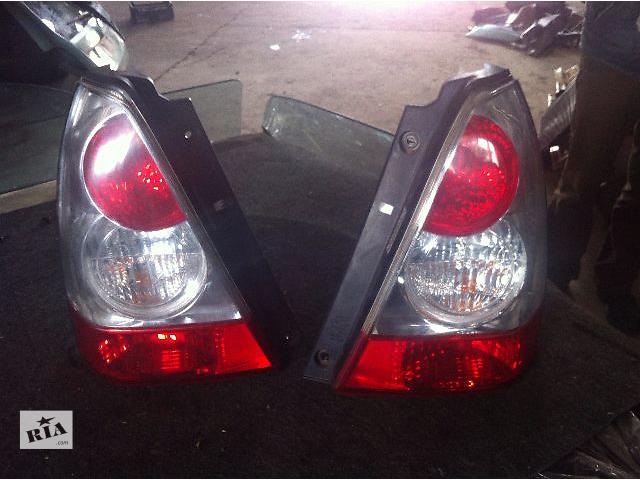 Б/у фонарь задний для легкового авто Subaru Forester 2006- объявление о продаже  в Львове