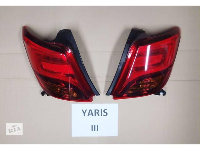 продам Б/у фонарь задний для легкового авто Toyota Yaris бу в Чернигове
