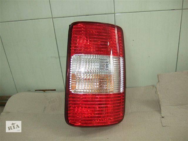 Б/у фонарь задний для легкового авто Volkswagen Caddy разборка- объявление о продаже  в Яворове (Львовской обл.)