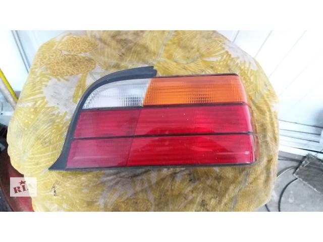 бу Б/у фонарь задний для  BMW 3  Series coupe E-36 в Полтаве