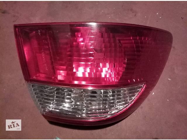 продам Б/у фонарь задний для седана Mazda 626 GF рестайл  бу в Первомайске (Николаевской обл.)