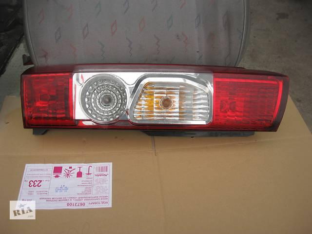 Б/у фонарь задний Fiat Ducato 2006-- объявление о продаже  в Ровно