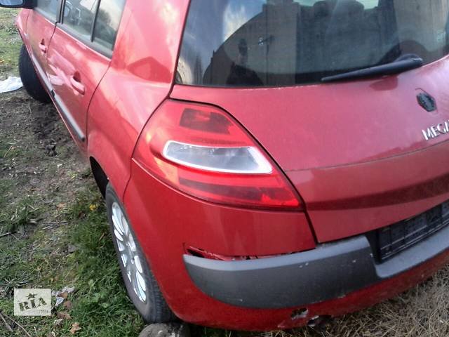 продам Б/у фонарь задний левый для хэтчбека Renault Megane Hatchback 5D 2006г бу в Киеве