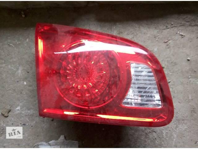 продам Б/у фонарь задний левый внутренний для Hyundai Santa FE 2006 бу в Одессе