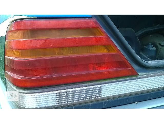 продам Б/у фонарь задний левый и правый для седана Mercedes S 600 W140 1994г бу в Николаеве