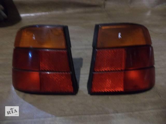 продам Б/у фонарь задний внешний правый и левый для седана BMW 525 E34 1993г бу в Николаеве