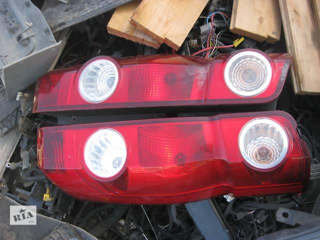 купить бу Б/у фонарь задний Volkswagen Crafter в Ровно