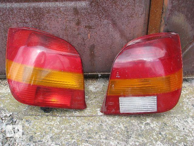 Б/у фонарь задний L+R Ford Fiesta хэтчбек 1987-1994- объявление о продаже  в Броварах