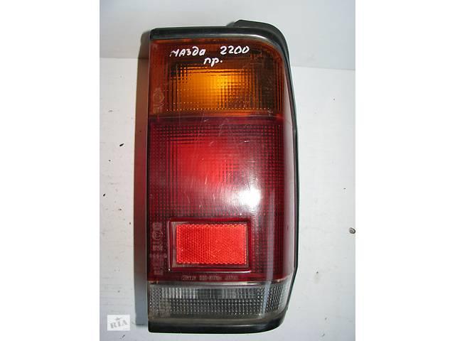 Б/у фонарь задний л/п Mazda E2200, KOITO 220-61419 [1271]- объявление о продаже  в Броварах