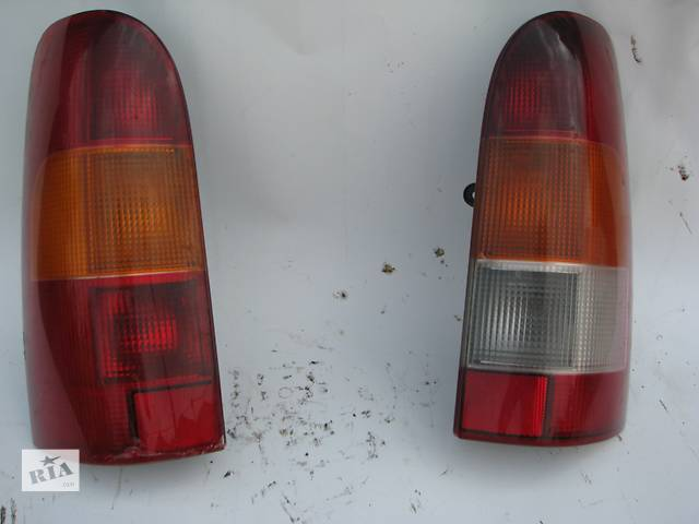бу [Архив] Б/у фонарь задний L+R Nissan Vanette 1998 в Броварах