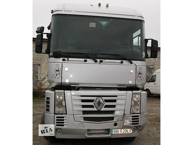 бу Б/у габарит/катафот для грузовика Renault Magnum DXI Рено Магнум 440 2005г Evro3 в Рожище