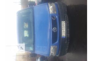 б/у Габариты/катафоты Opel Movano груз.