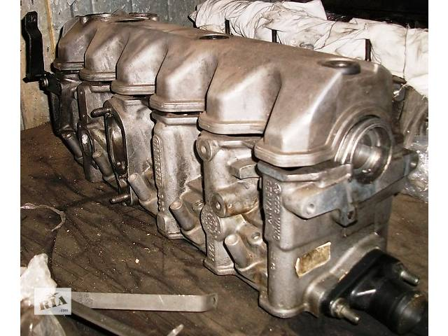 купить бу Б/у ГБЦ головка блока для автобуса Volkswagen Crafter Фольксваген Крафтер 2.5 TDI 2006-2010 в Рожище
