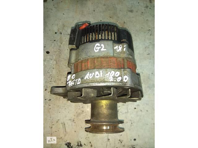 Б / у генератор для Audi 80 B3 1. 6td 1989 65A- объявление о продаже  в Ковеле