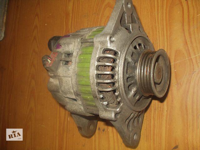 бу Б/у Генератор Mazda 121 - 1,1 . 12 V / 65 A , LR165-709 / 38 w , гарантия , доставка . в Тернополе