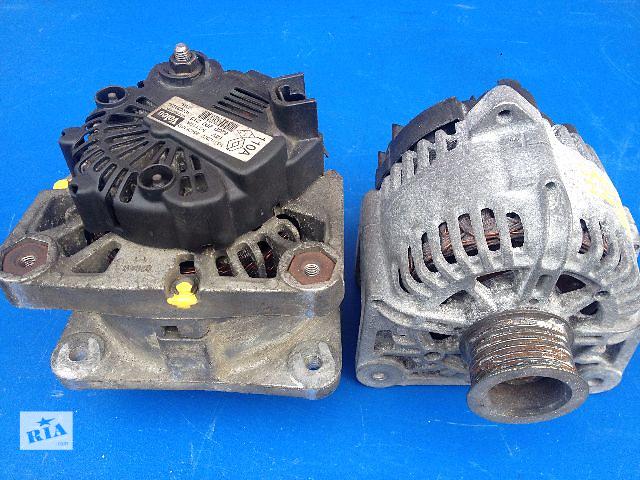 купить бу Б/у генератор Renault Laguna 1.9D -2.0Ben 110A (8200495294) (8200290215) в Луцке