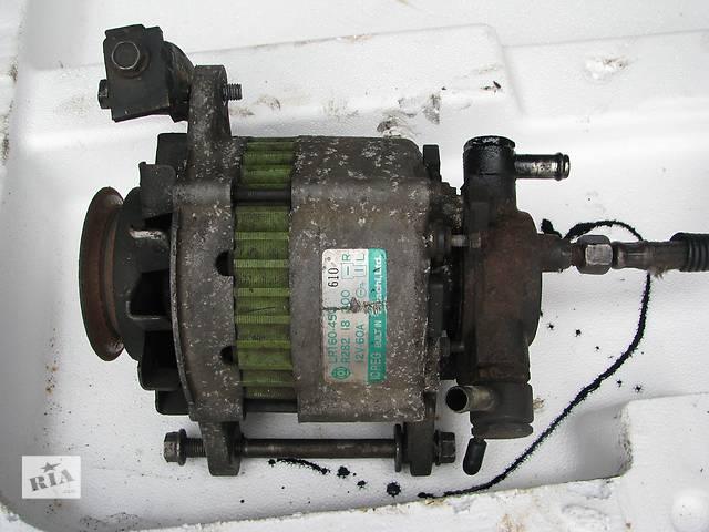 продам Б/у генератор (с вакуумным насосом) Mazda E2200 1997, MAZDA R28218300, HITACHI LR160-450 бу в Броварах