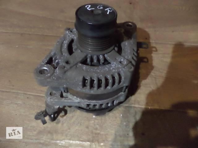 бу Б/у генератор/щетки 27060-31111 для кроссовера Toyota Highlander 2007г в Николаеве