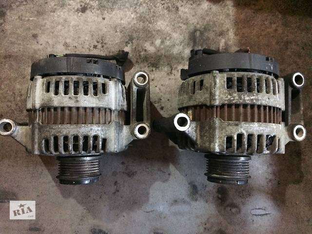 купить бу Б/у генератор/щетки для грузовика Citroen Jumper 2.2 HDI 2006-2015 (0121615002) в Луцке