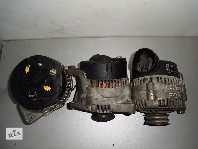 бу Б/у генератор/щетки для легкового авто Audi 80 2.6,2.8 1991-1996 120A. в Буче (Киевской обл.)