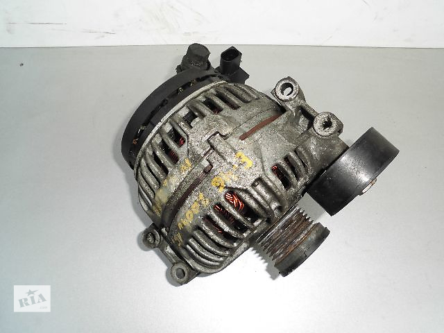 бу Б/у генератор/щетки для легкового авто BMW 3 Series e46compact 316,318 145A. в Буче (Киевской обл.)