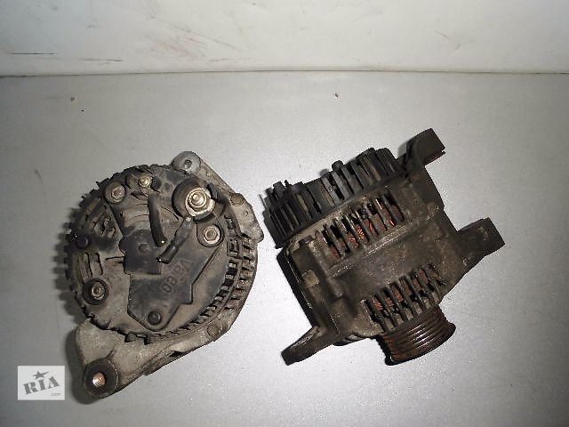 купить бу Б/у генератор/щетки для легкового авто Citroen Jumper 2.0 1994-2002 80A. в Буче (Киевской обл.)