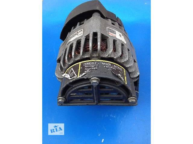 купить бу Б/у генератор/щетки для легкового авто Fiat Brava 1.2 16V (63321629) в Луцке