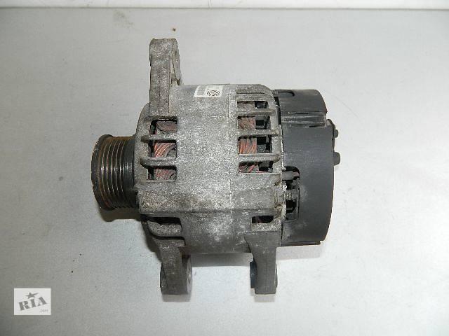 Б/у генератор/щетки для легкового авто Fiat Doblo 1.9D,JTD 100A 2001-2003г.- объявление о продаже  в Буче (Киевской обл.)