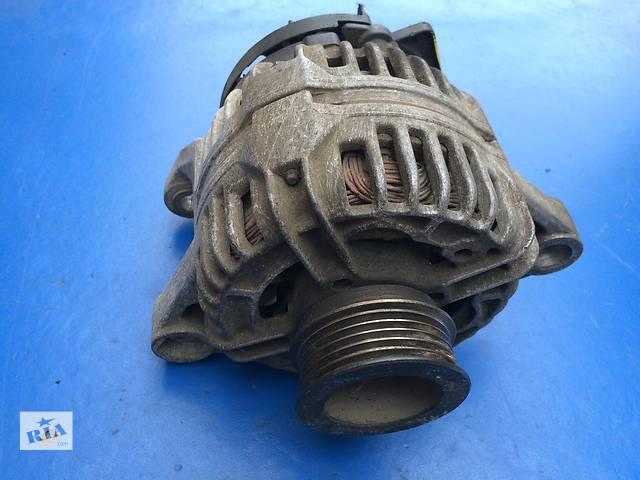 продам Б/у генератор/щетки для легкового авто Fiat Marea (0124415011) 1.6 16V 90A бу в Луцке