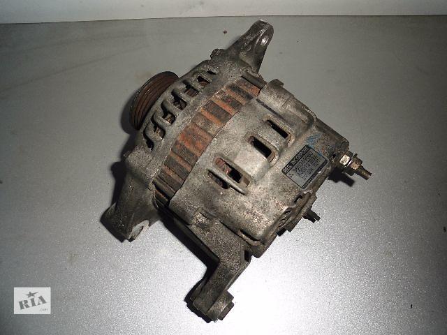 бу Б/у генератор/щетки для легкового авто Fiat Scudo 1.9D,TD1996-2006 80A. в Буче (Киевской обл.)