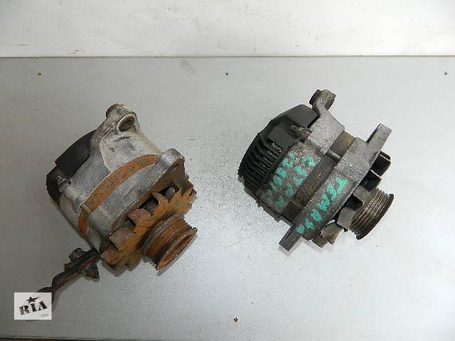 бу Б/у генератор/щетки для легкового авто Fiat Tipo 1.7D 55A 1988-1994г. в Буче (Киевской обл.)