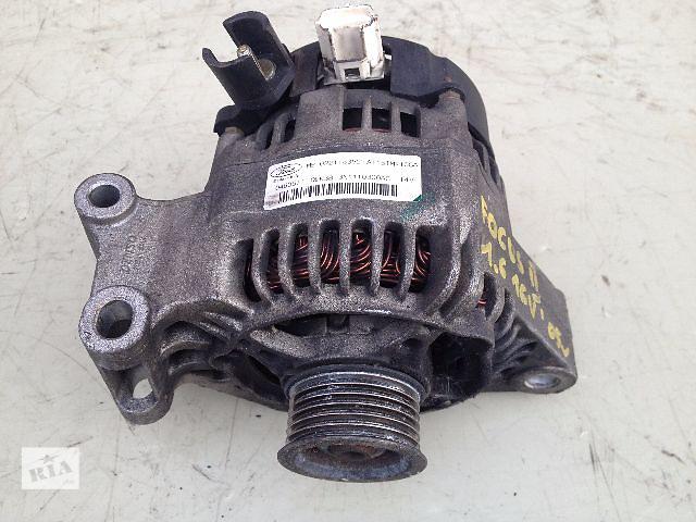 купить бу Б/у генератор/щетки для легкового авто Ford Focus 1.6 16V 105A в Луцке