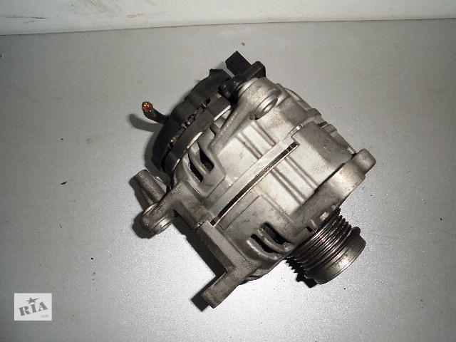купить бу Б/у генератор/щетки для легкового авто Ford Galaxy 1.9TDi, 2.8 1995-2006 120A с обгонной муфтой. в Буче (Киевской обл.)