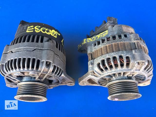 купить бу Б/у генератор/щетки для легкового авто Ford Orion 1.4, 1.6, 1.8 16V (92AB10300FB) в Луцке