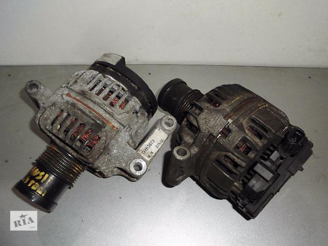 купить бу Б/у генератор/щетки для легкового авто Ford Transit 2.4D,TD 2000-2006 110A с обгонной муфтой. в Буче (Киевской обл.)