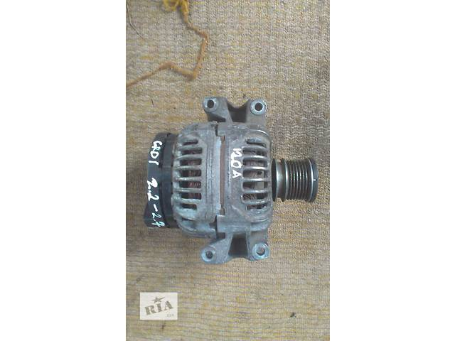 купить бу Б/у генератор/щетки для легкового авто Jeep Grand Cherokee 2.2 2.7  0124515115 A0131540802 в Ковеле