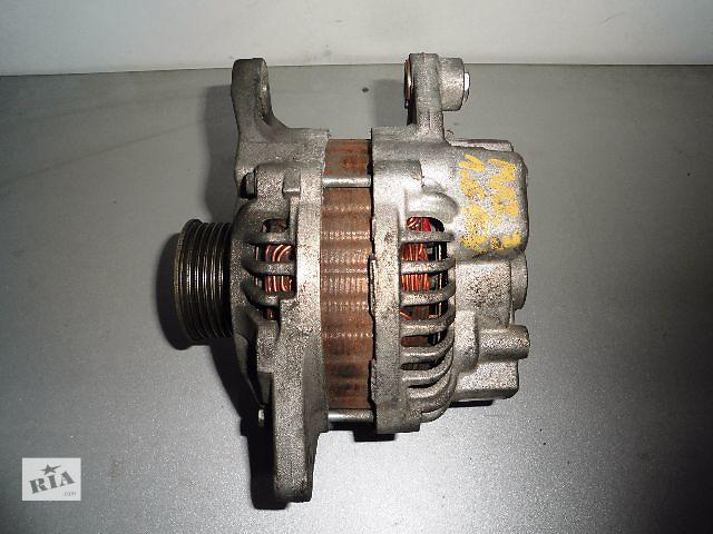 продам Б/у генератор/щетки для легкового авто Mazda 3 1.4, 1.6 2003-2009 80A. бу в Буче (Киевской обл.)