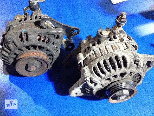 продам Б/у генератор/щетки для легкового авто Mazda 323 (A2T39391) (A2T35177) бу в Луцке