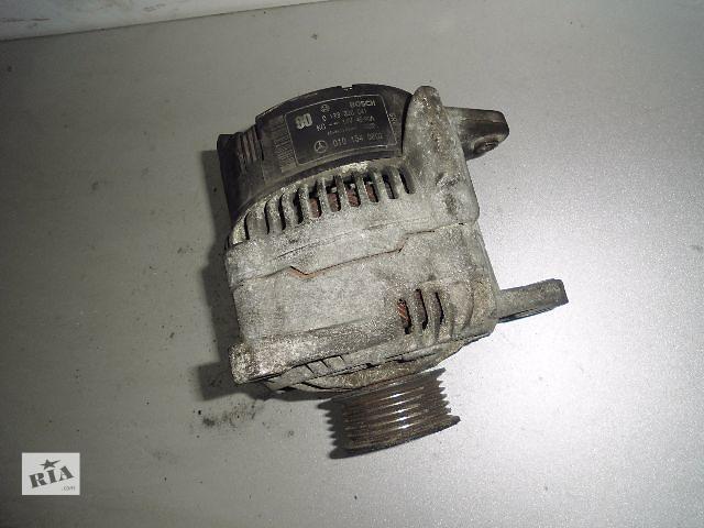 купить бу Б/у генератор/щетки для легкового авто Mercedes Sprinter 212D 1996-2000 90A. в Буче (Киевской обл.)