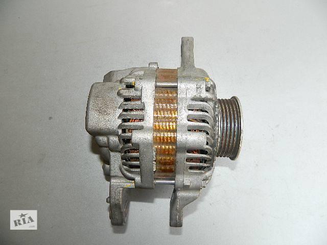 продам Б/у генератор/щетки для легкового авто Mitsubishi Colt 1.3,1.5,1.1 85A 2004г. бу в Буче (Киевской обл.)