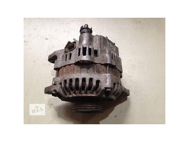 продам Б/у генератор/щетки для легкового авто Mitsubishi Colt 1.6 (2000-2003) 100A бу в Луцке