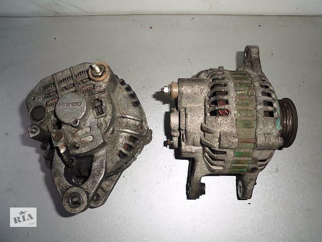купить бу Б/у генератор/щетки для легкового авто Mitsubishi Lancer 1.2 1982-1988 65A. в Буче (Киевской обл.)