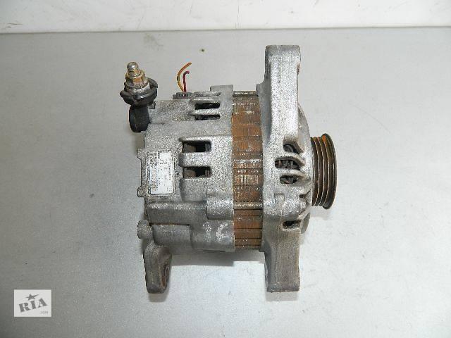 бу Б/у генератор/щетки для легкового авто Nissan Almera N15 2.0 80A 1996-2000г. в Буче (Киевской обл.)