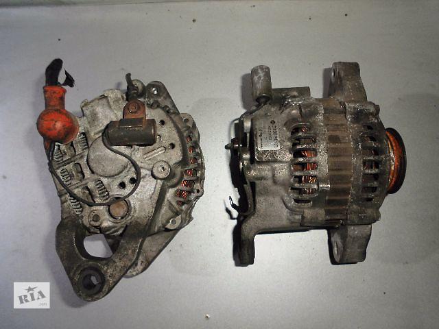 купить бу Б/у генератор/щетки для легкового авто Nissan Sunny 1.4,1.5,1.6 1988-1995 65A. в Буче (Киевской обл.)