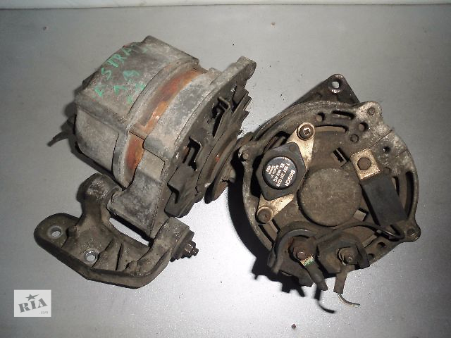 продам Б/у генератор/щетки для легкового авто Opel Kadett 1.2,1.3,1.6,1.9 1967-1991 55A.  бу в Буче (Киевской обл.)