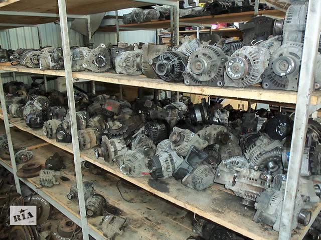 продам Б/у генератор/щетки для легкового авто Opel Vectra B 2.0 бу в Луцке