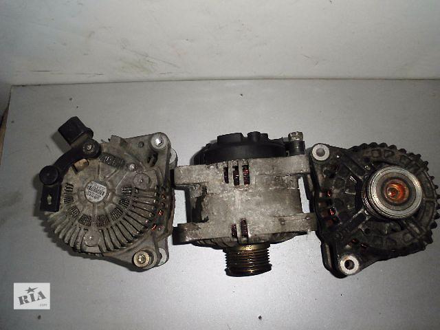 купить бу Б/у генератор/щетки для легкового авто Peugeot 206 1.4,1.6,2.0HDi 2001-2009 с обгонной муфтой 150A. в Буче (Киевской обл.)