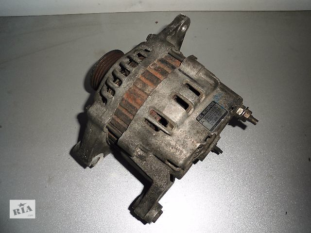 Б/у генератор/щетки для легкового авто Peugeot Boxer 1.9-2.0D,TD,B1994-2002 80A.- объявление о продаже  в Буче (Киевской обл.)